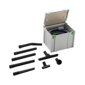 Festool Universal Cleaning Kit for Vacuums 721006