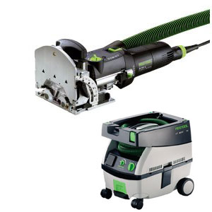 Festool DF 500 Q Domino Joiner w/ CT Mini Vac 720103