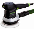 "Festool 6"" Random Orbit Sander & Accessories"