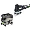 Festool LS 130 EQ Linear Duplex Sander w/CT Mini Vac 720490