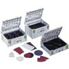 Festool Systainer 1 Insert for  in. Abrasives 721409