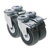 Festool Set/4 Systainer Port Casters 721441