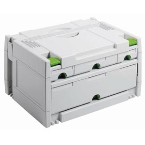 Festool 4 Drawer Sortainer 721442
