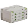 Festool 6 Drawer Sortainer 721443
