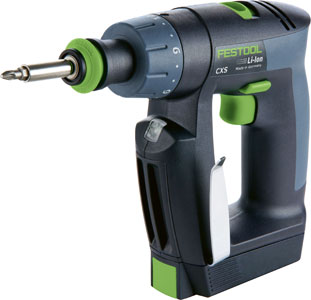 Festool CXS Compact Cordless Drill 564274
