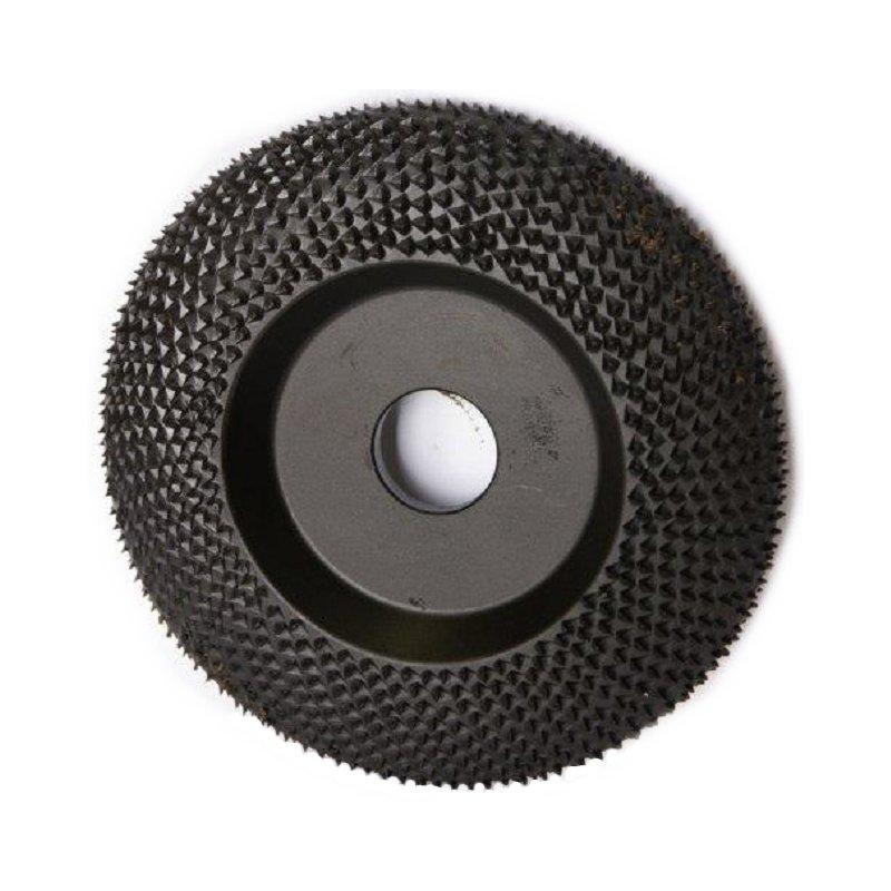 rotary wood rasp