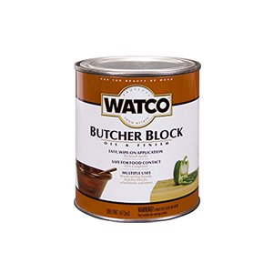 watco butcher block oil pint