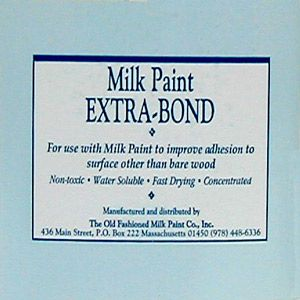 Old-Fashioned Milk Paint Extra-Bond, Pint 195370