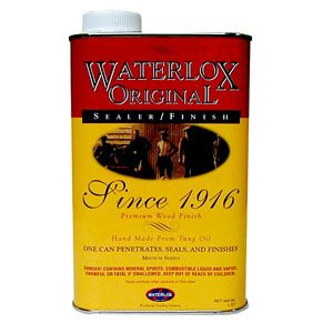 Waterlox Original Sealer/Finish - Quart 195401