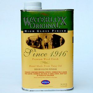 Waterlox Original High Gloss - Quart 195409