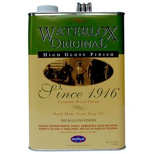 Waterlox Original High Gloss - Gallon 195410