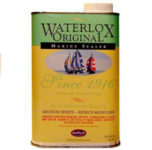 Waterlox Original Marine Sealer Quart 195413