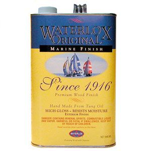 Waterlox Original Marine Finish Gallon 195416