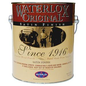 Waterlox Original Satin - Gallon 195457