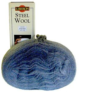 Liberon Steel Wool 195556
