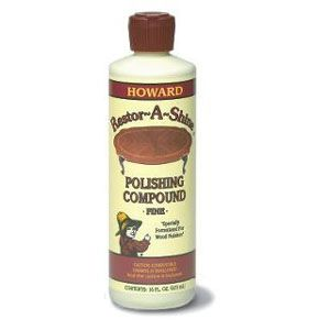 Howard Restore-A-Shine Polishing Compound 8891564