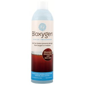 Bloxygen 195005 wine and finish preserve