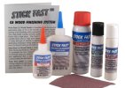 StickFast CA Wood Finish Starter Kit 146223