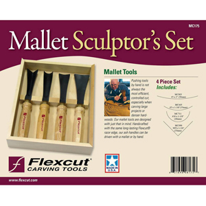 Flexcut Sculpture Set 125137