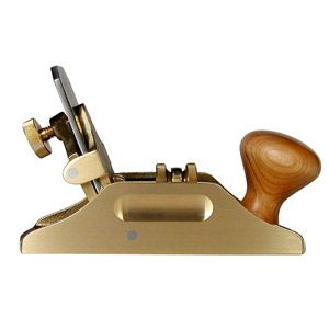 Lie Nielsen Small Bronze Scraping Plane 434211