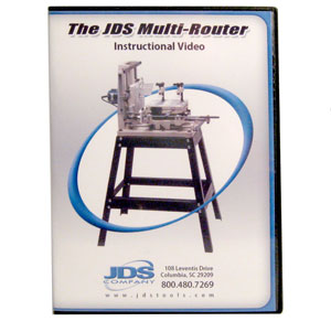 Multi-Router Instructional DVD