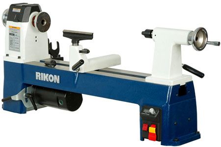 Rikon 70-220VSR 12-1/2 inch Midi Lathe