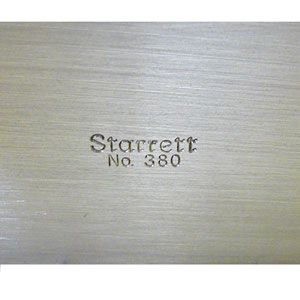 Starrett Straightedge 12 inch - 72 inch