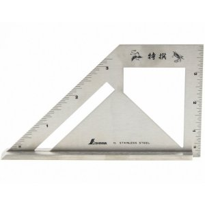 Japanese Combination Square - Inch 466405