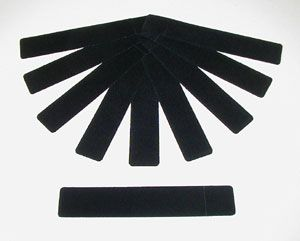 Black Felt Pen Pouches 141649