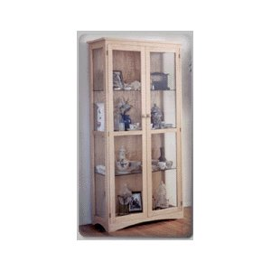 plans for curio cabinet