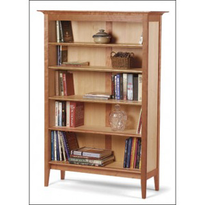 Wood Fine Woodworking Bookshelf PDF Plans