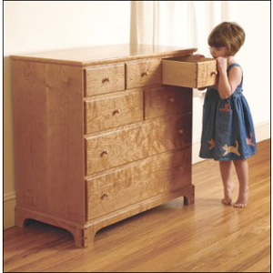 Woodworking Plans Chest of Drawers