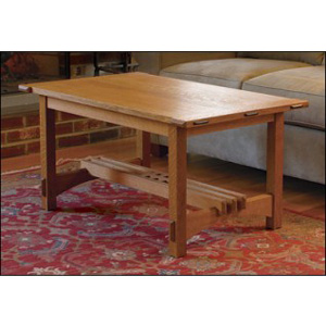 Fine Woodworking Coffee Table Plans Free