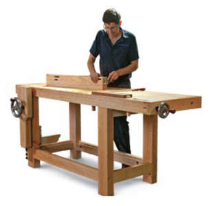 > Books & Woodworking Plans > Tool & Technique Books > Roubo Bench