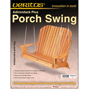 Veritas Adirondack Plus Porch Swing Plan