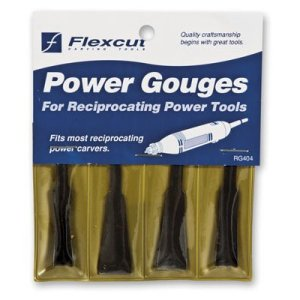 Flexcut Power Roughing Gouge Set 125008