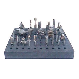 Foam Router Bit Tray 168091