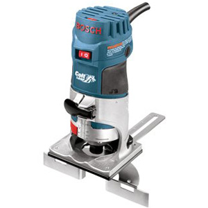Bosch 1 HP Variable Speed Colt Palm Router Kit PR20EVSK 101642