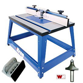 Kreg Precision Benchtop Router Table 124305