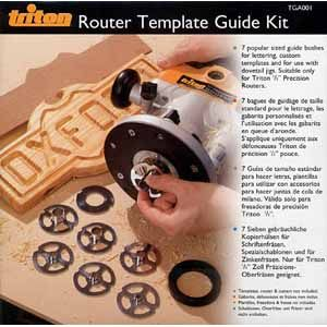 Triton Template Guide Set 301002