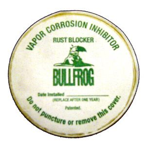 Bull Frog Emitter Cup 491112