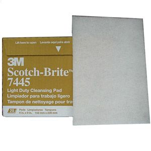 Scotch-Brite Fine Hand Pad 196203