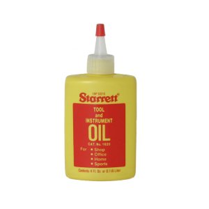 Starrett Tool and Instrument Oil, 4 oz. 461562