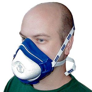 North CFR-1 Dust Mask and Filter 117001