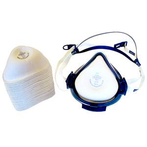North CFR-1 Dusk Mask with 21 Filters 117003