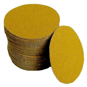 3 inch Round H&L Sanding Discs - Pack of 50