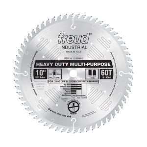 Freud 10 in Heavy Duty Multi-Purpose Blade LU82M010 172015
