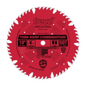 Freud 10 in. Thin Kerf Combination Blade LU83R010 172026