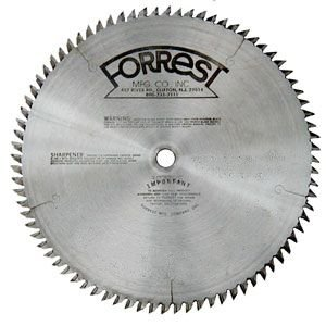 Forrest Woodworker I Saw Blade 456013