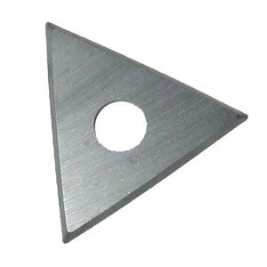 Bahco 1 in. Carbide Triangle Blade for 448 & 625 Scrapers 431506